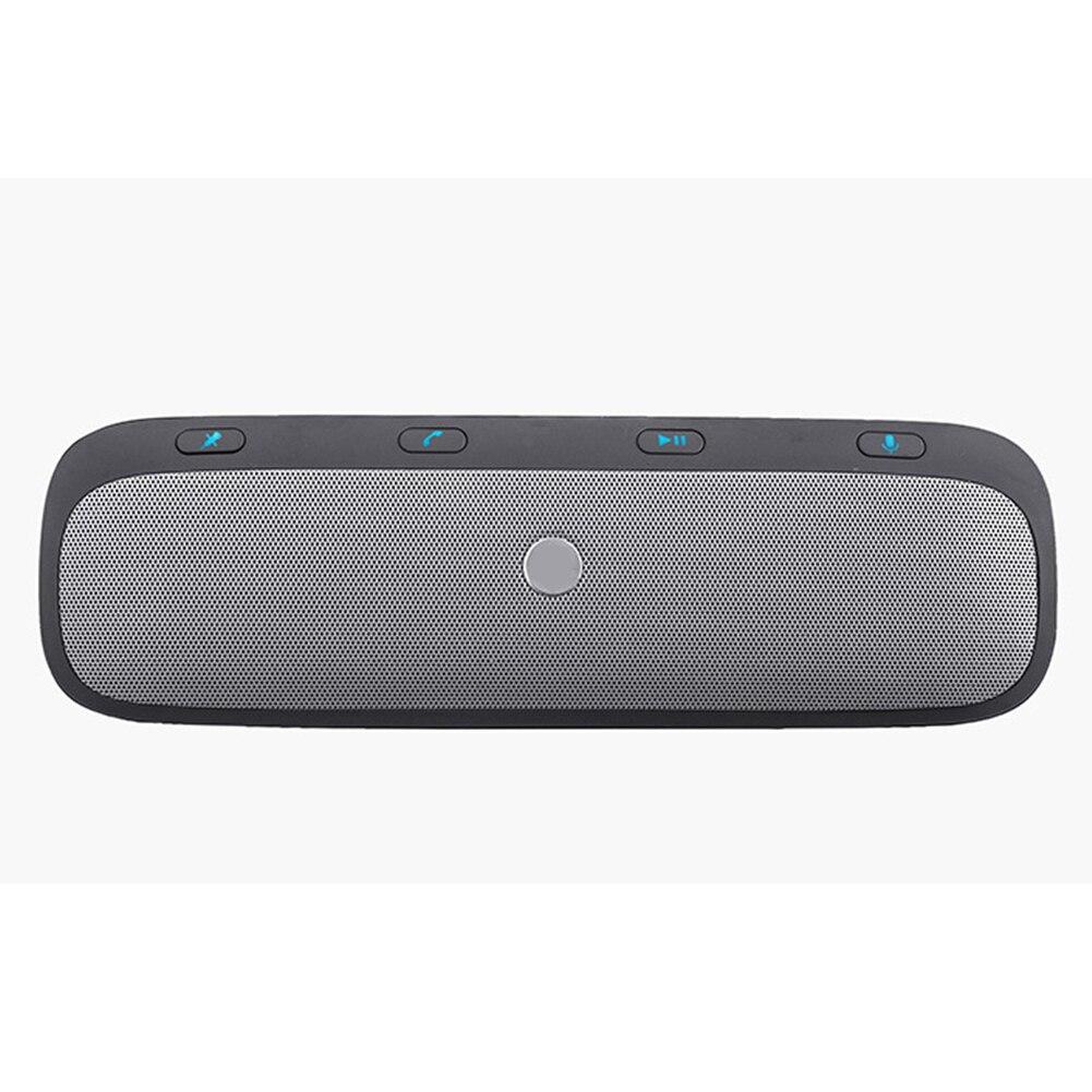 New TZ900 Sun visor Multipoint Wireless Bluetooth Handsfree calling Car Kit Speakerphone Audio Music Speaker For Smartphones