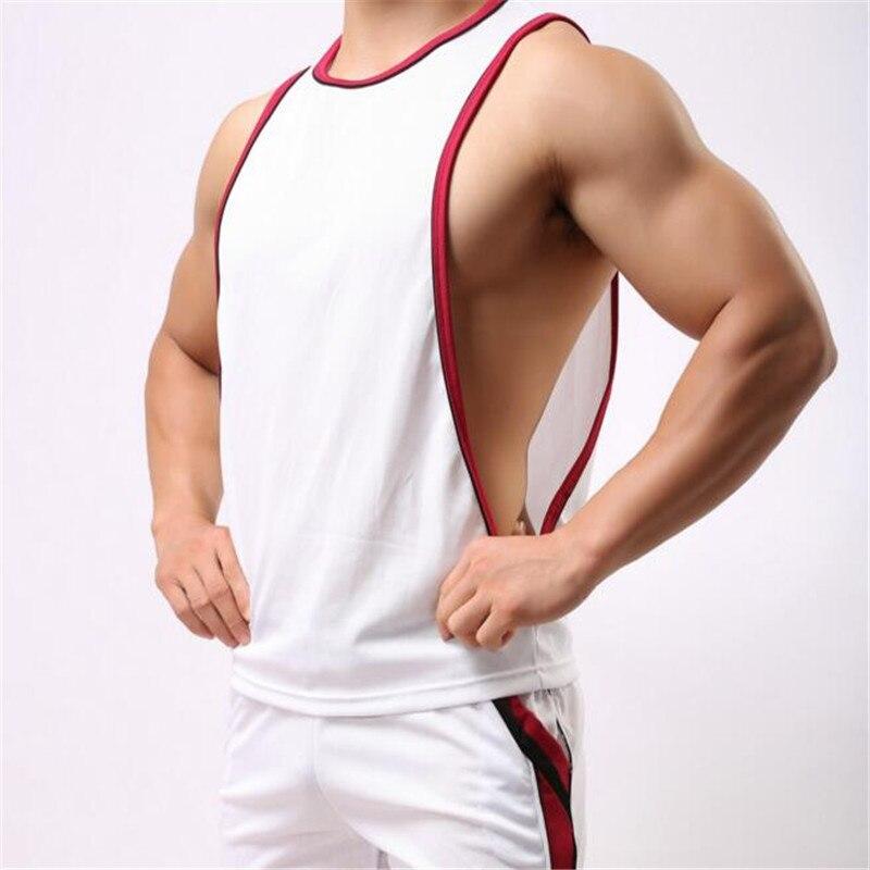 Men's Clothing Vest,Men's Clothing Tank Top,Cotton Undershirt Gasp Sleeveless Mens Singlets