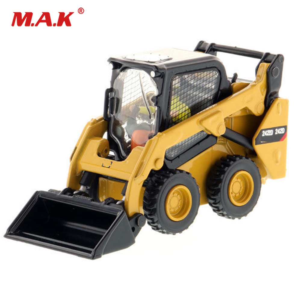 Collection Diecast 1/50 Scale 242C 85525 Engineering Car Trucks Skid Steer Loader Diecast Truck Car Vehicles Diecast Model Collection Diecast 1/50 Scale 242C 85525 Engineering Car Trucks Skid Steer Loader Diecast Truck Car Vehicles Diecast Model