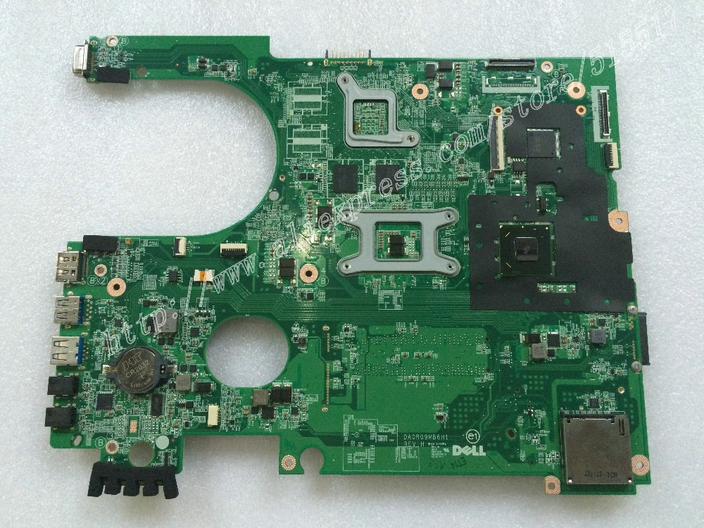 for Dell Inspiron 17R 5720 1040N 01040N CN-01040N motherboard 6