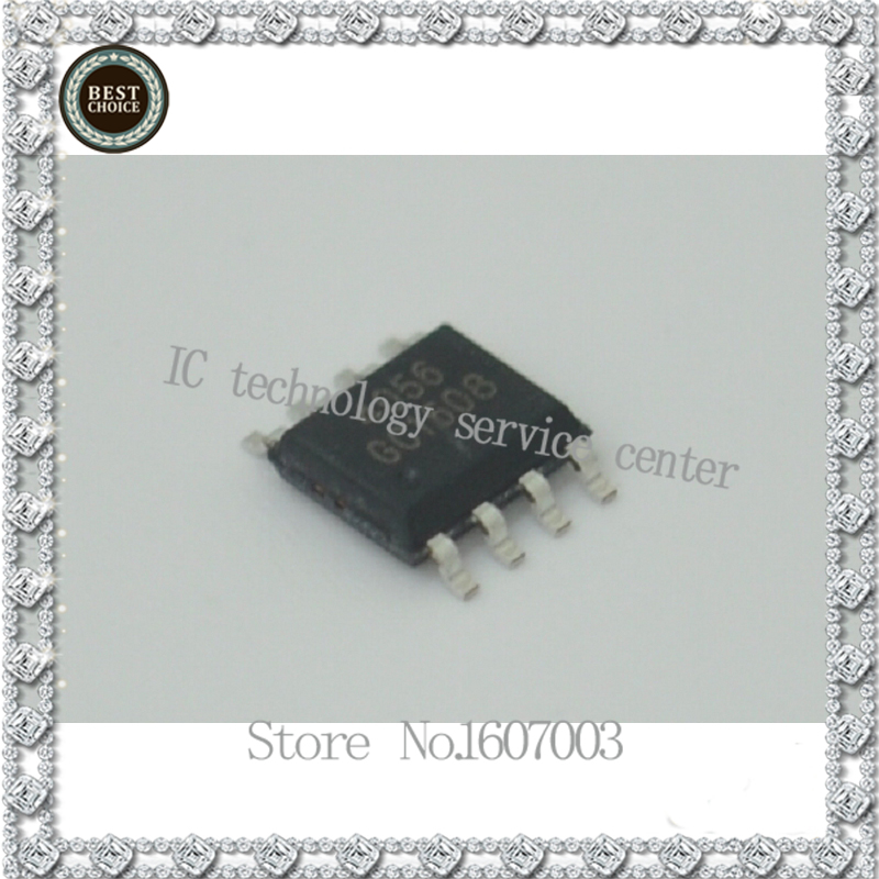 SLM6150 SOP8 patch lithium battery charging IC can directly replace TP4056 new original spot