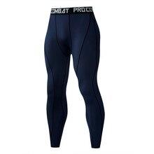 Компрессионные брюки для бега, мужские спортивные Леггинсы, спортивная одежда для фитнеса, длинные брюки, штаны для спортзала, обтягивающие леггинсы, Hombre# XTN