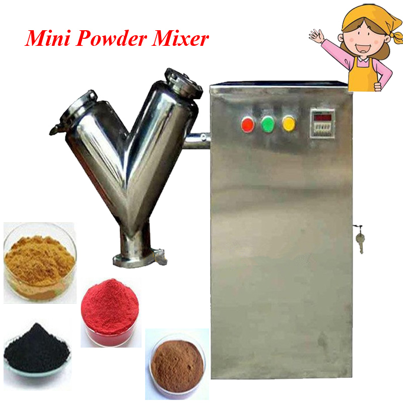 1pc High Efficient Mixer Machine Mini Powder Mixer Blender for Household Kitchen Appliance VH5  d698 paint putty powder chemical lux mixer 220v 1000w industry speed adjustable blender