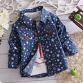 On Sale Autumn Children Boys Shirts, Fit for 1-3 years old boys