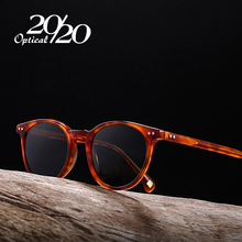 20/20 Brand New Unisex Polarized Sunglasses Men Women Acetate Sun Glasses Retro Eyewear Driving Oculos AT8036