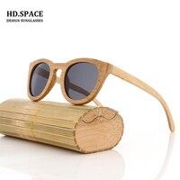 HD.พื้นที่2017แฟชั่นสตรีแว่นตากันแดดออกแบบย้อนยุคกรอบไม้แฮนด์เมดธรรมชาติของผู้หญิงแว่นตาไม...