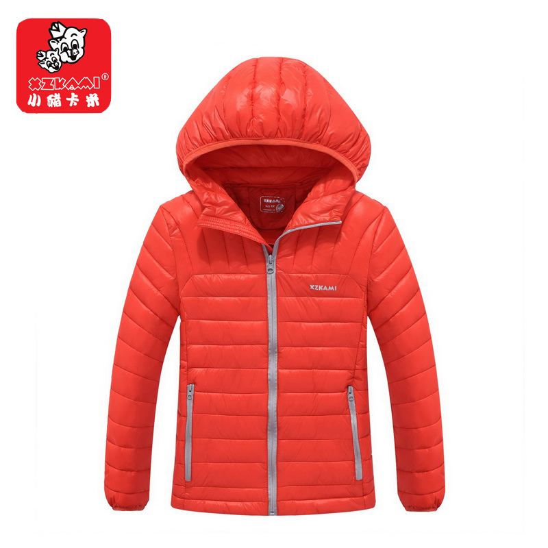 2017 NEW Brand High Quality Autumn Winter Thicken Child Down Jacket Boys Girls Thin Warm Coat Super Light Hooded Kids Outerwear 2015 new hot winter thicken warm woman down jacket coat parkas outerwear luxury straight hooded mid long plus size high original