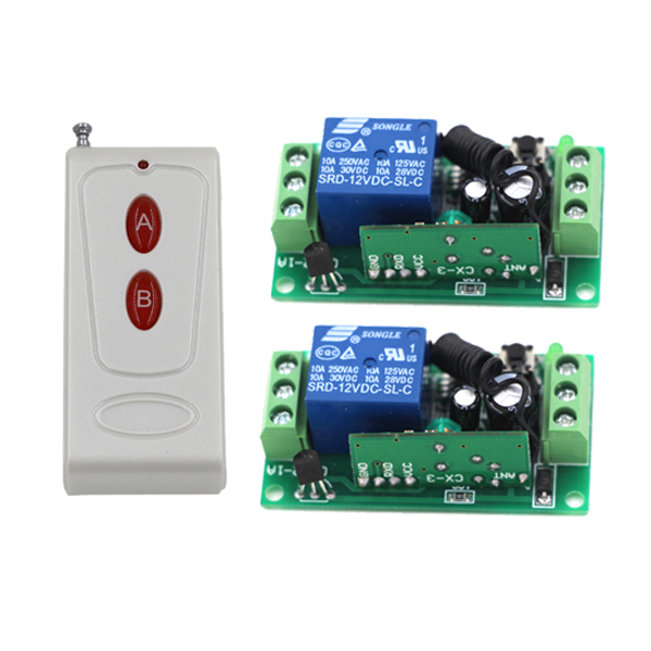 New DC9V 12V Water Pump Control Remote Control Switch System Far Distance Long Range Transmitter Use in Farm or Hill 2Receiver farm level adoption of water system innovations in semi arid areas