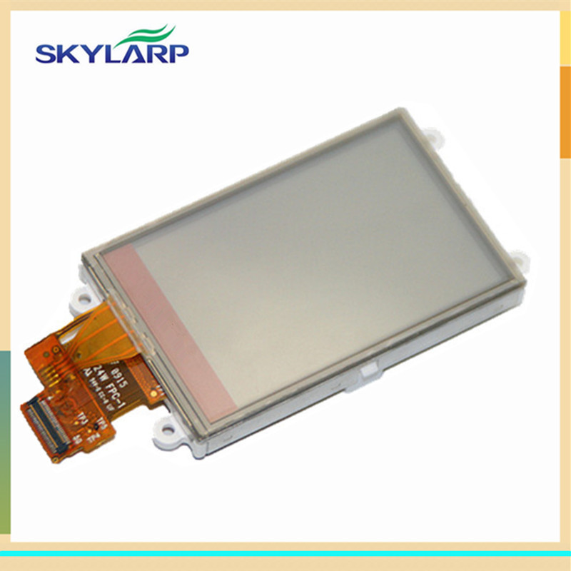 skylarpu 2.6 inch for Garmin Dakota 10 Handheld GPS LCD display Screen +touch screen digitizer (with logo) skylarpu 2 2 inch lcd screen module replacement for lq022b8ud05 lq022b8ud04 for garmin gps without touch