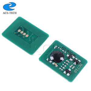 Image 4 - Compatible toner reset chip For Ricoh IPSiO SP C710 C711 C720 C721 printer cartridge 515292 ~ 515289