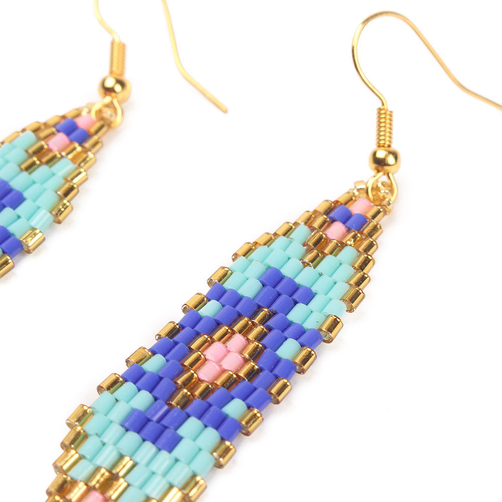 Seed Bead Loom Patterns Magnificent Decoration