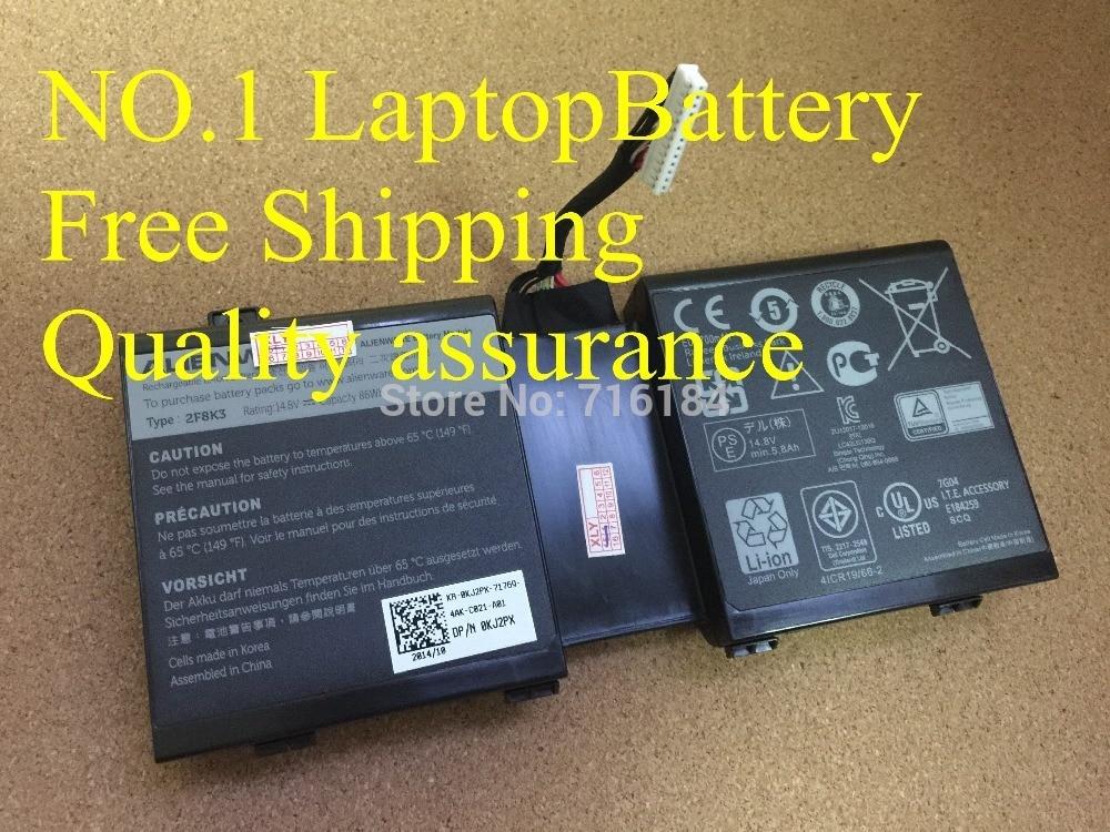 Battery 2F8K3 02F8K3 Fit for Dell Alienware 17 17X Dell