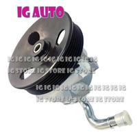 Power Steering Pump For CHEVROLET Aveo KALOS For DAEWOO KALOS For Pontiac Wave Wave5 96535224