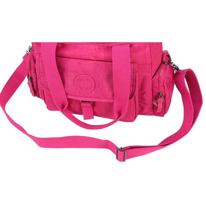 TEGAOTE Top-griff Tasche Weibliche Handtaschen Luxus Frauen Taschen Designer Nylon Wasserdichte Taschen Strand Geldbörse Lässig Tote Zip Sac femme