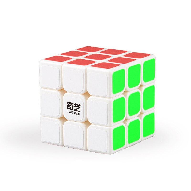 Magic Classic Cubes Puzzle 3X3X3 Fidget Toys 3D Cubic Ruby - ფაზლები - ფოტო 5
