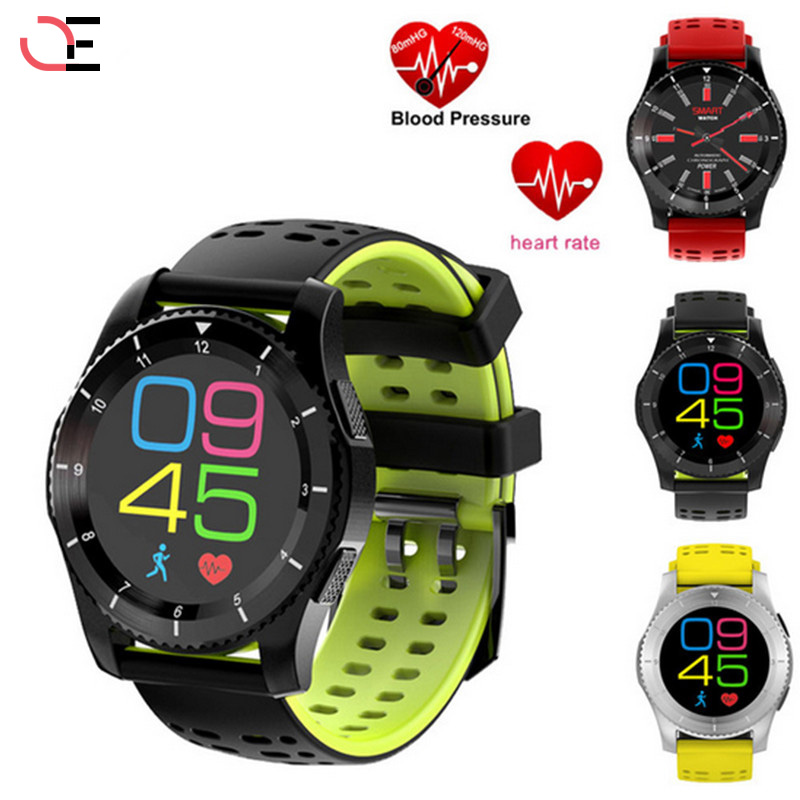 GS8 1.3 inch Bluetooth Smart Watch Sport Wristwatch With GPS Heart Rate Monitor Pedometer Support SIM Card For iOS Android Phone jaysdarel heart rate blood pressure monitor smart watch no 1 gs8 sim card sms call bluetooth smart wristwatch for android ios