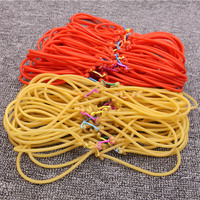 8pcs/12pcs/lot 1745 sling rubber band used for catching fishing high quality slingshot rubber band slingshot latex rubber|Bow & Arrow|Sports & Entertainment -