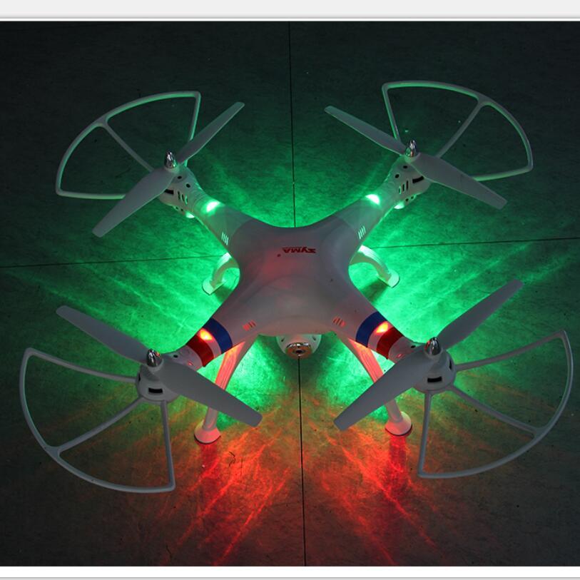 Quadrirotor Syma X8C Venture 4 canaux 2.4 GHz 6 axes RC (télécommande) avec hélicoptère 2MP HD
