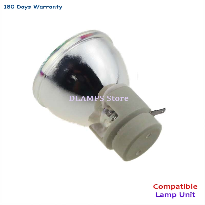 Free Shipping RLC 049 High Quality Projector Bare Lamp Bulb For VIEWSONIC PJD6241 PJD6381 PJD6531W With 180 Days Warranty in Projector Bulbs from Consumer Electronics