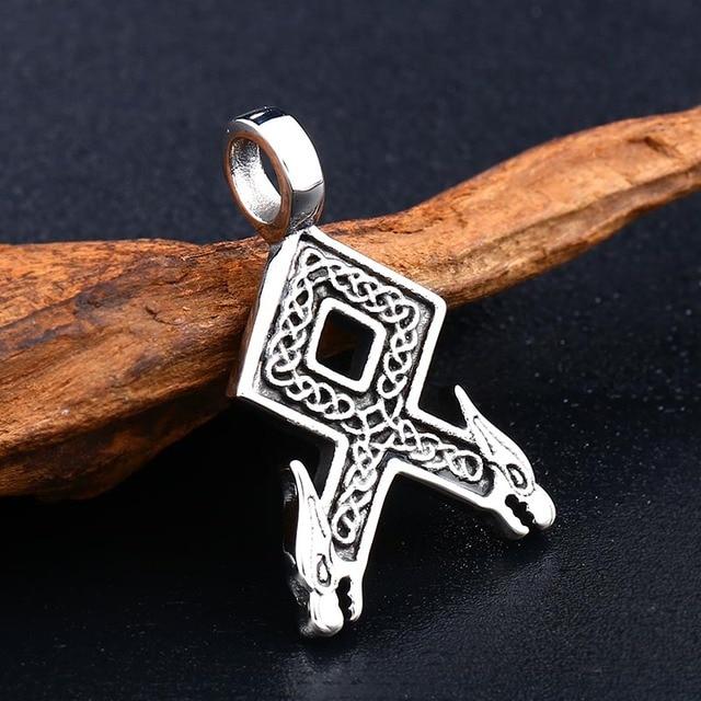 Collier Viking Rune 3