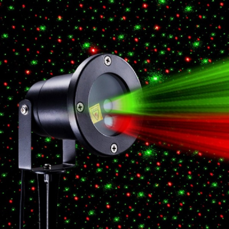 dynamic redgreen twinkle garden laser light for christmas lawn tree wall wash mini lightsoutdoor landscape laser lighting in stage lighting effect from - Laser Lights For Christmas Outdoors