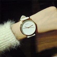 Dames de mode Montre-Bracelet Femmes Casual Horloge Femme Montre À Quartz Simple Rétro Quartz-montre Montre Femme Relogio Feminino OP001