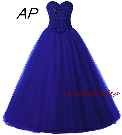 29938f52c20 ANGELSBRIDEP Sweetheart Vestidos De 15 Anos Quinceanera Dress 2019 Sparkly  Beading For 15 Party Sexy Tulle