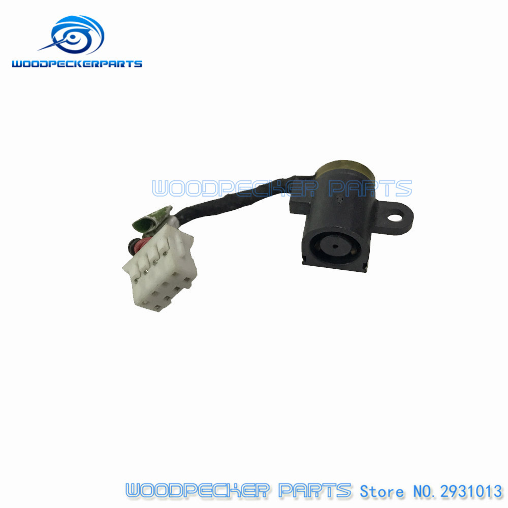 Original DC power jack plug in cable for HP Envy M6 M6-1000 series  689145-SD1