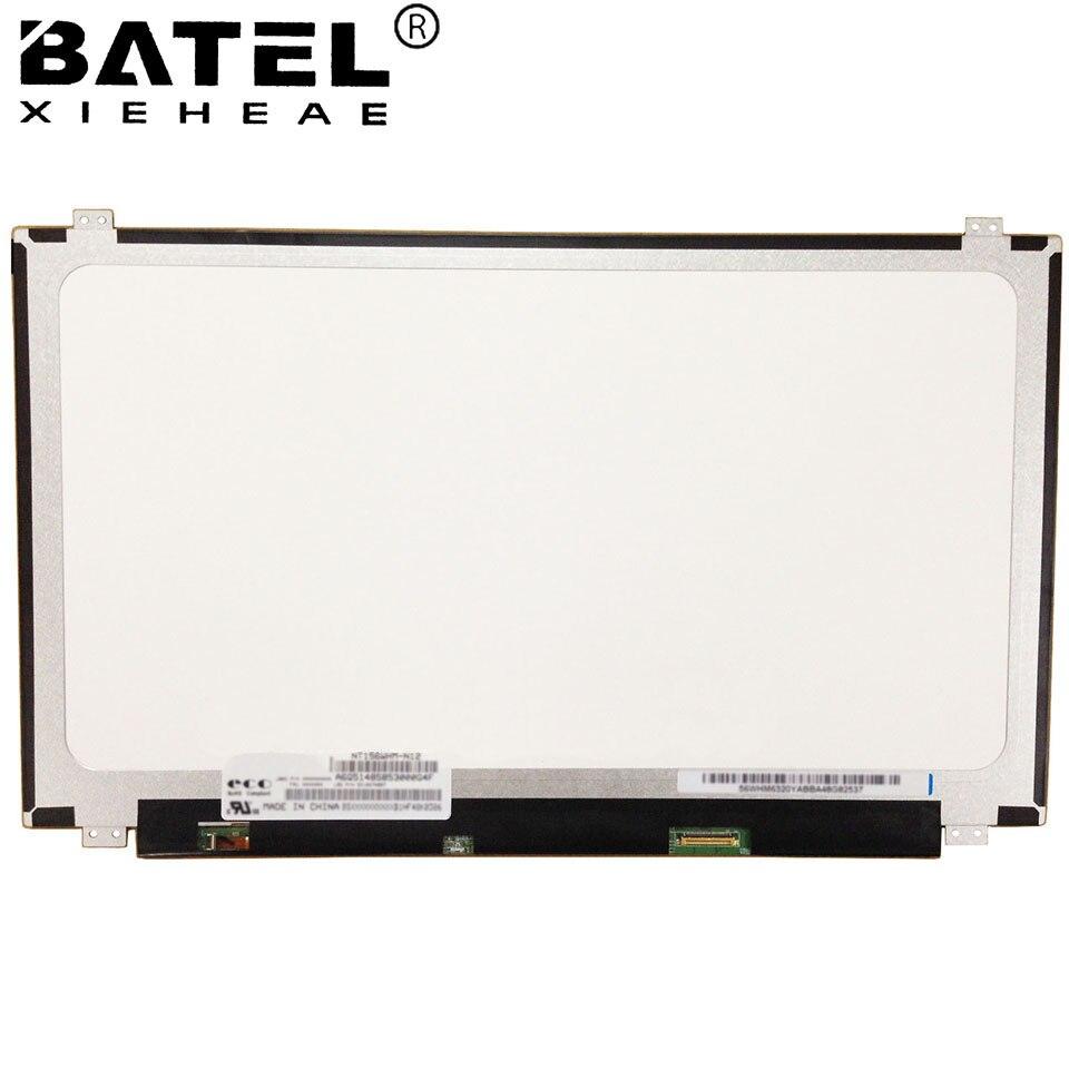 N125HCE-GN1 LED Screen LCD Display Matrix for laptop 12.5 FHD 1920X1080  30Pin Atiglare Replacement b173hw01 v5 original new b173hw01 v 5 lcd laptop screen matrix fhd 1920 1080 17 3 lvds 40pin au optronics