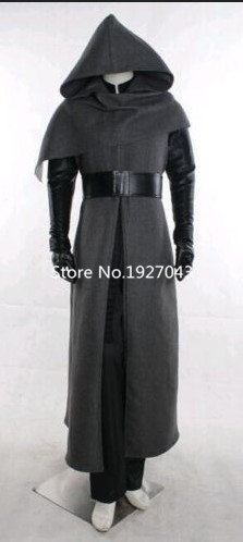 2015 New Star Wars: The Force Awakens Kylo Ren Cosplay Costume Custom Made