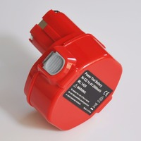 14.4V Ni mh rechargeable battery pack 3000mah for makita cordless Electric drill screwdriver 6233D 6237D 6281D 6333D 6336D