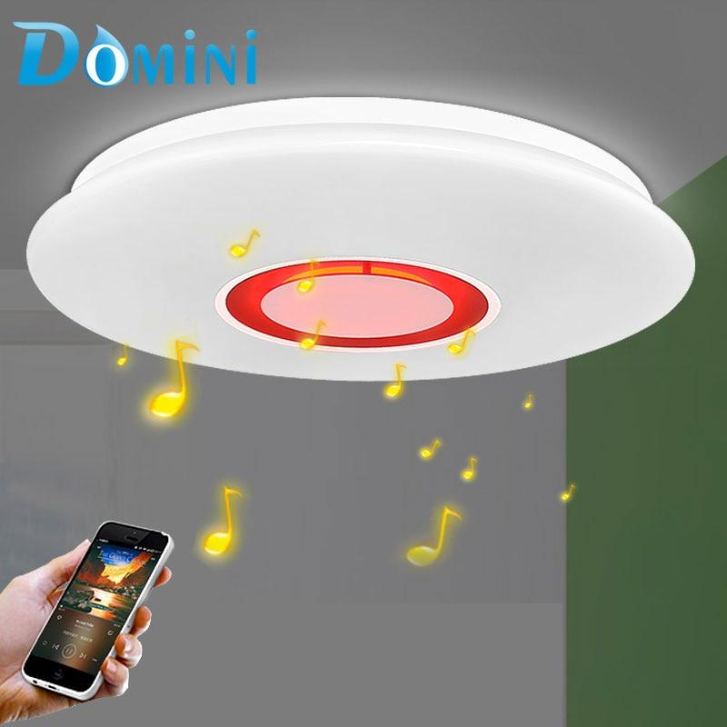 App led music ceiling lights led lamps dia aluminum acryl for Led lights for high ceilings