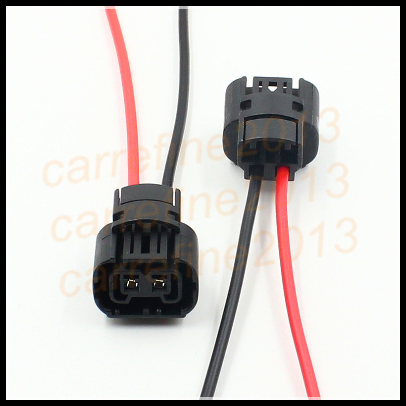 10pcs/lot h16 <font><b>5202</b></font> bulb holders Female Connector <font><b>5202</b></font> H16 2504 PS24W 5201 Bulbs socket Fog Light adapters Wiring Harness holder