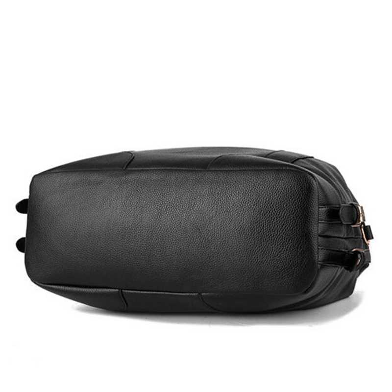 Marka Moda Kadın Çantası omuzdan askili çanta Yumuşak Deri kadın çanta Vintage askılı çanta Motosiklet Crossbody Çanta LL555