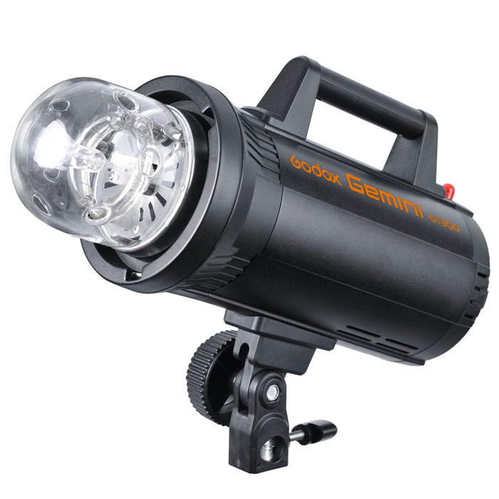 New <font><b>Godox</b></font> Studio Flash Strobe GT Series <font><b>300</b></font> GT300 (300WS Professional Photo Flash Light) 220V image