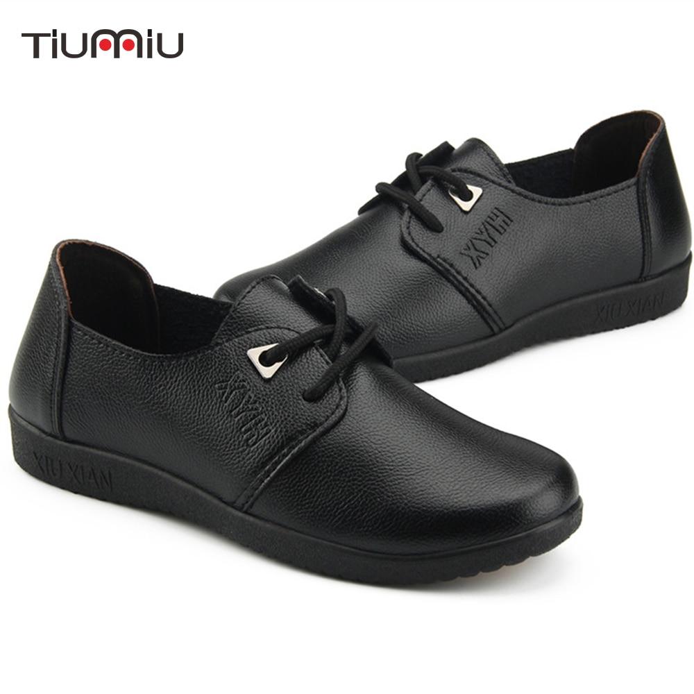 Chef Waiter Shoes Restaurant Hotel Kitchen Footwear Non-slip Flat Soft Work Shoes Waterproof Oil-proof Women's Shoes Black