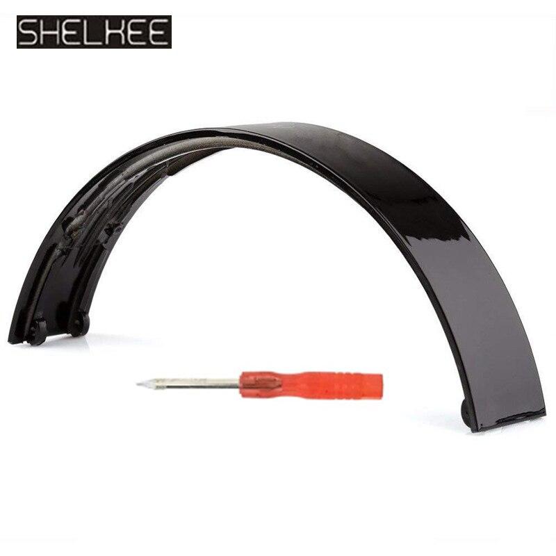 SHELKEE Replacement top Headband pad cushion Replacement Headband pad for Beats Solo By Dr Dre Wireless Headphone Repair parts