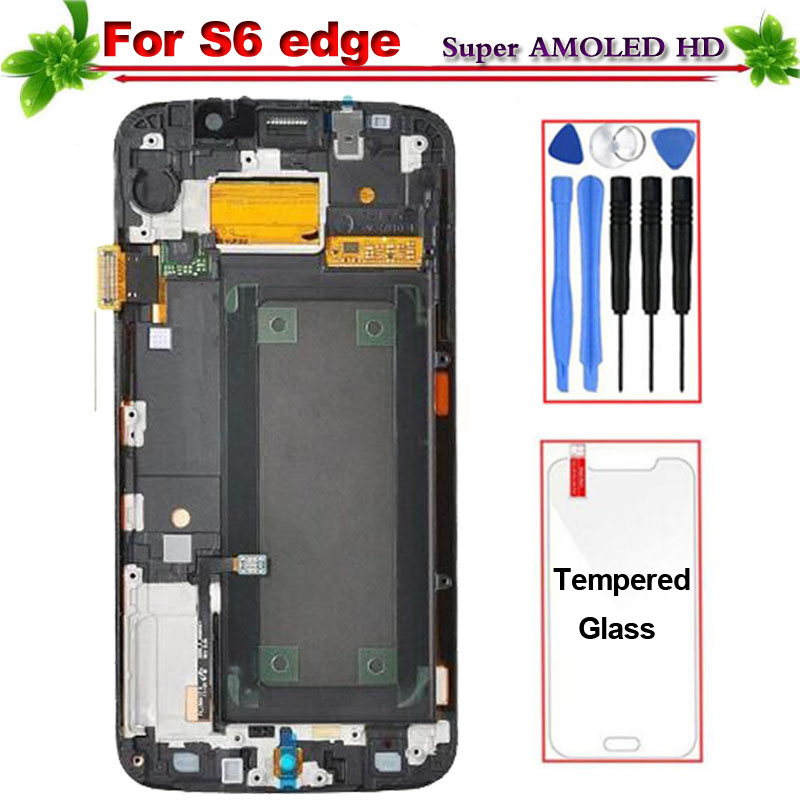 best samsung galaxy s6 lcd touch replacment ideas and get