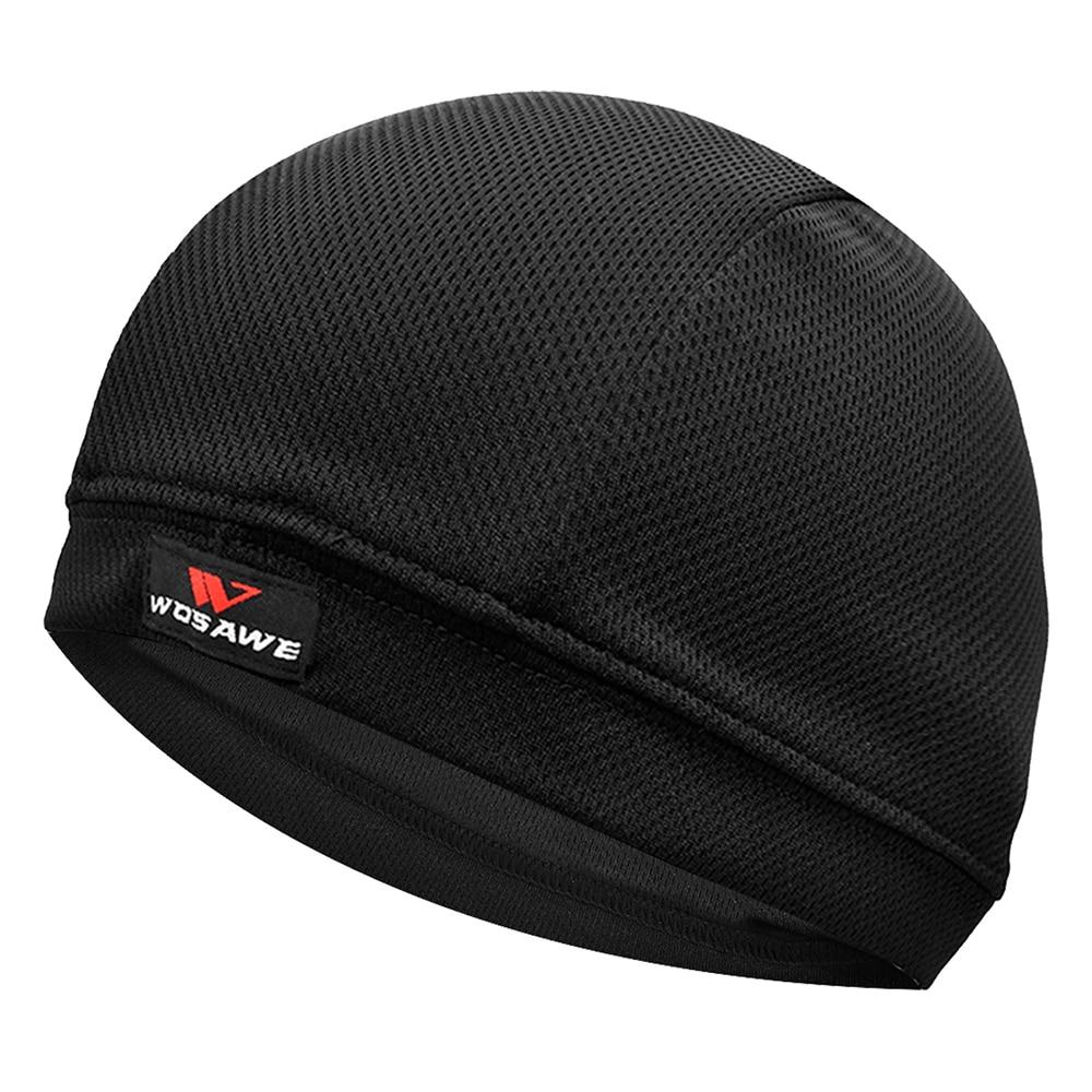 Ultralight Quick Drying Bike Helmet Liner Bicycle Cycling Beanie Cap Balaclava Headwear for Man