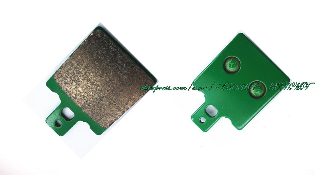 Brake Pads Set For Cagiva 250 350 Ala Azzurra Ala Blu Ala Rossa Ala Verde (83&Up) Cucciolo 50 (97&Up) Elefant 125 (87&Up)