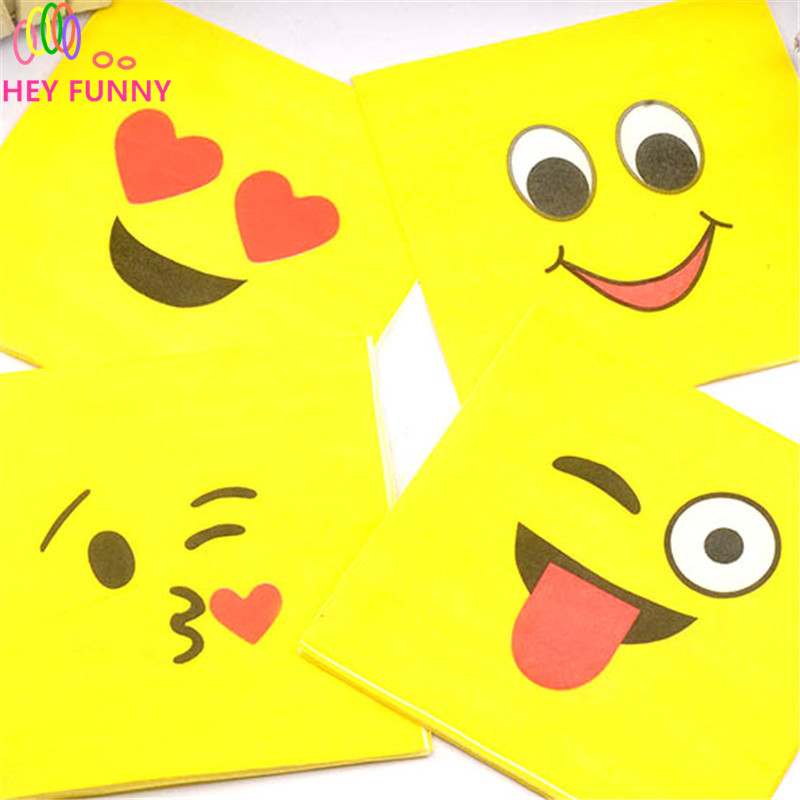 Favoloso Online Shop \ Lotto Divertente Cartone Animato Tema Emoji Felice  HB87