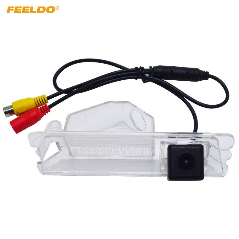 FEELDO 1 ST Speciale Backup Achteruitrijcamera Auto Camera Voor - Auto-elektronica - Foto 1