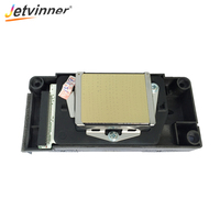 Jetvinner Original F186000 Printhead DX5 Solvent Print Head with Secondary Encryption For Epson R1800 R2000 R2400 R2880 Printer