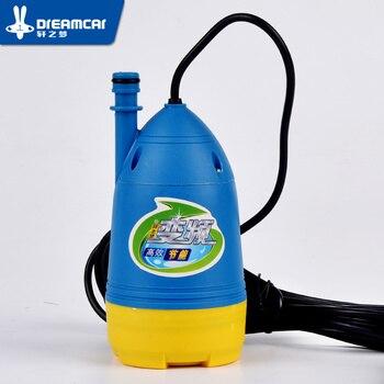 цена на Free Shipping  12 V Automatic Switch Diaphragm Pump High Pressure Self-Priming Diaphragm Water Pump