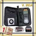 Nova V.2014 D900 Universal OBD2 EOBD POSSO Culpar Code Reader Scanner Ferramenta de Diagnóstico de Digitalização, frete Grátis