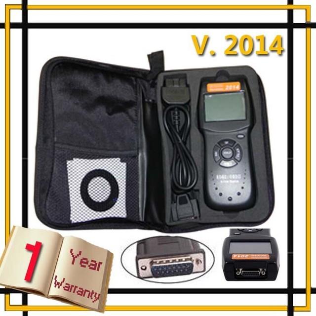 Nueva V.2014 D900 Universal Herramienta de Análisis de Diagnóstico OBD2 EOBD PUEDE Lector de Código de Fallo, envío Gratis