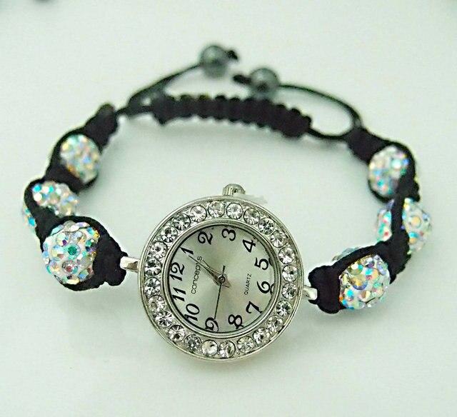 9e134424628 Venda quente bracelete de cristal do relógio das senhoras das ...