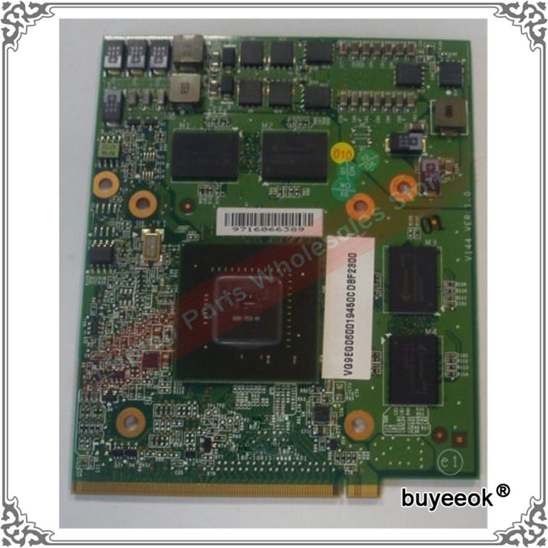 все цены на Original 9500M 9500 GT 512MB GDDR3 MXM 3 III G96-7 Video Card For Acer Aspire 8920 8920G 8930 Graphics Card Nvidia GeForce онлайн