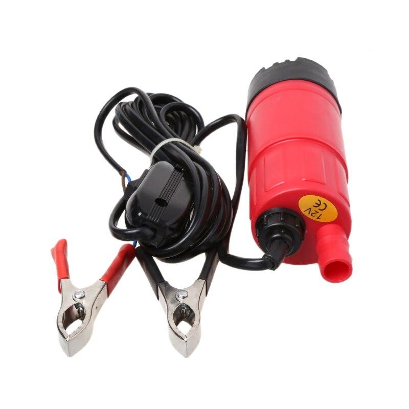 Heimwerker Pumpen, Teile Und Zubehör Stetig Mini Kunststoff Diesel Tauch Pumpe Elektrische Bilge Öl Kraftstoff Extractor 12 V/24 V Exquisite Traditionelle Stickkunst