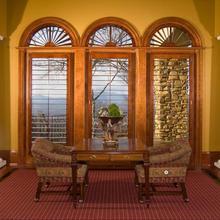 Липа интерьер твердые панели жалюзи для окна и двери заслон для посадок